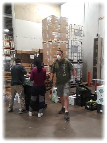 Warehouse of Food
