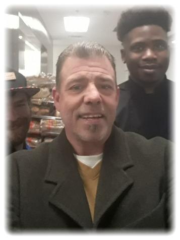 Samaritan Inn Chef, Aaron