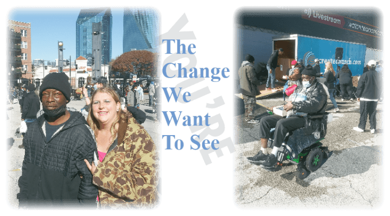 2020-12-17 Holiday Share - Boots On The Ground - Noble Life Ourtreach